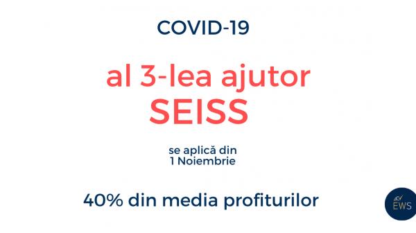 ajutorul covid 19 self employed seiss 40%