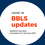 BBLS has been extended to the 31st January 2021.Sole traders can apply with personal bank accounts