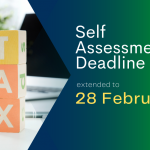 HMRC extends Tax Return/Self-assessment deadline to 28 February